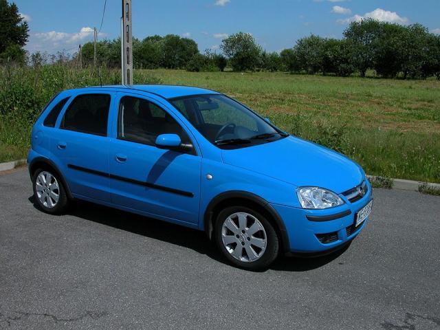 Opony Zimowe 14 Opel Corsa C