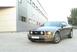 Ford Mustang V Coupe -