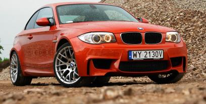 BMW Seria 1 E81/E87 M Coupe sDrive35iS 340KM 250kW 2011-2013