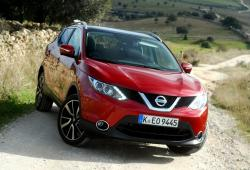 Nissan Qashqai II Crossover 1.2 DIG-T 115KM 85kW 2014-2017