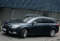 Opel Insignia I Sports Tourer 2.0 Turbo ECOTEC 220KM 162kW 2009-2013