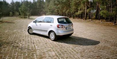 Volkswagen Golf Plus I 1.4 i 16V 80KM 59kW 2006-2008