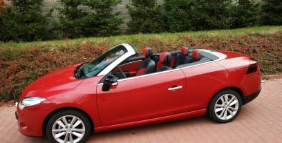 Renault Megane III Coupe-Cabriolet 1.9 dCi 130KM 96kW 2010-2012