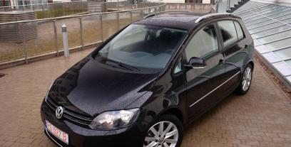 Volkswagen Golf Plus II 1.6 TDI-CR DPF BlueMotion 105KM 77kW 2010-2012