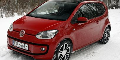 Volkswagen up! Hatchback 3d