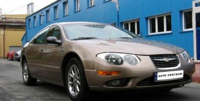 Usterki Chrysler 300M - wady, awarie • AutoCentrum pl