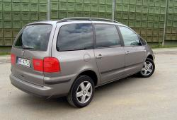 Seat Alhambra I Minivan Facelifting 1 9 Tdi 130 Km 96 Kw Oceń Swoje Auto