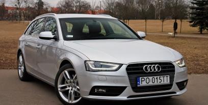Audi A4 B8 Avant Facelifting 20 Tdi 112g 136km 2012 2014 Dane