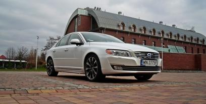Volvo S80 II Sedan Facelifting 2.0 T5 240KM 177kW 2013