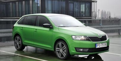 Skoda Rapid II Spaceback