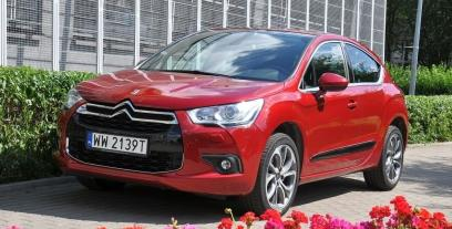 DS 4 Hatchback (Citroen) 1.6 HDi 90KM 66kW 2011-2015