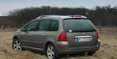 Peugeot 307 I Kombi Dane Techniczne Autocentrum Pl