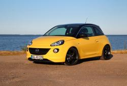 Opel Adam I Hatchback