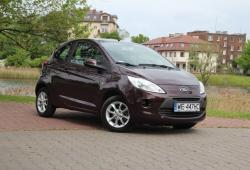 Ford Ka III 1.2 Duratec 69KM 51kW 2008-2016