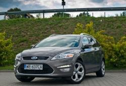 Ford Mondeo IV Kombi 2.0 Duratec 145 KM 107 kW