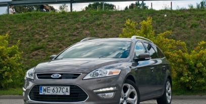 Ford Mondeo IV Kombi 2.0 Duratec 145KM 107kW 2007-2014