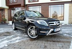 Mercedes GLK I Off-roader Facelifting