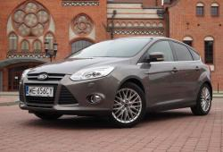Ford Focus III Hatchback 5d