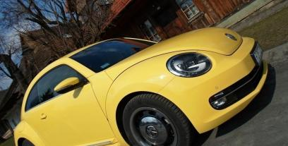 Volkswagen Beetle Hatchback 3d 2.0 TSI BlueMotion Technology 220KM 162kW od 2015