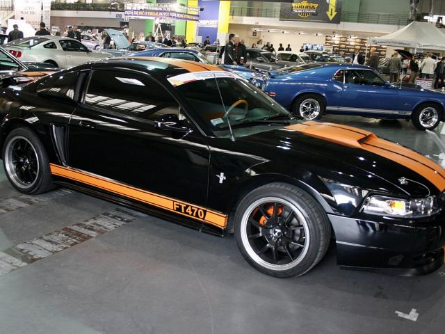 Ford Mustang IV Coupe - Dane techniczne
