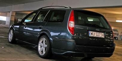 Zaktualizowano Ford Mondeo III Kombi • Dane techniczne • AutoCentrum.pl DF95