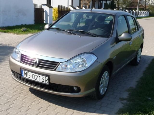 Raport Spalania Renault Thalia Zużycie Paliwa Autocentrumpl