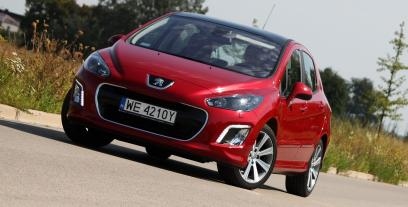 Peugeot 308 I Hatchback 5d Facelifting