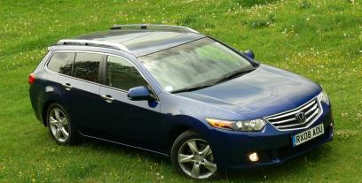 Honda accord viii kombi 2 4 vtec 201 km 148 kw opinie i for Honda accord 201