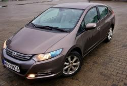 Honda Insight Hatchback Facelifting -