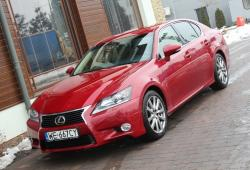 Lexus GS IV Sedan -