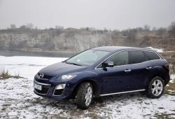 Mazda CX-7 SUV Facelifting -