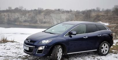 Mazda CX-7 SUV Facelifting 2.5 161KM 118kW 2009-2012