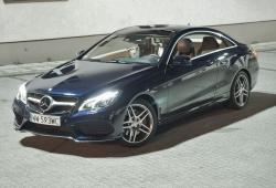 Mercedes Klasa E W212 Coupe Facelifting