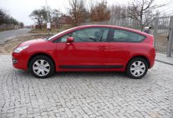 Citroen C4 I Coupe Facelifting