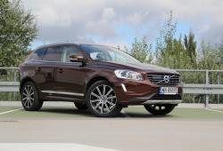 Volvo XC60 SUV Facelifting 2.0 D4 163 KM 120 kW