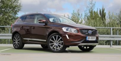 Volvo XC60 I SUV Facelifting 2.0 D4 163KM 120kW 2013