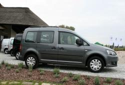 Volkswagen Caddy III Caddy Facelifting