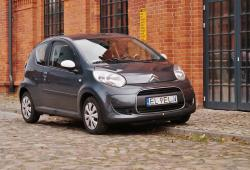 Citroen C1 I Hatchback 3d Facelifting