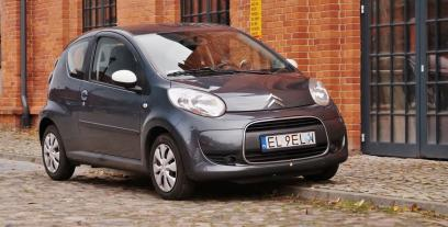 Citroen C1 I Hatchback 3d Facelifting 1.0 i 68KM 50kW 2008-2012