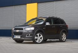 Chevrolet Captiva II -