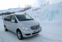 Mercedes Viano Van Facelifting -