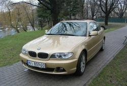 BMW Seria 3 E46 Coupe -