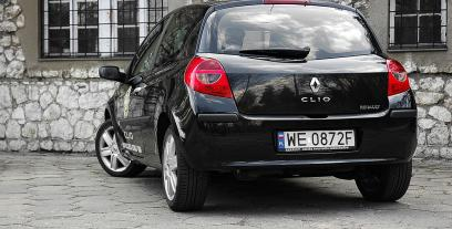 Renault Clio III Hatchback 3d 1.2 TCe eco2 100KM 74kW 2008-2010