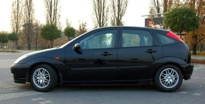 Ford Focus I Hatchback 1.8 16V 115KM 85kW 1999-2005