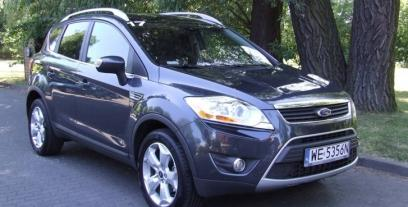 Ford Kuga I 2.5 Duratec 200KM 147kW 2008-2012