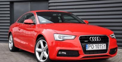 Audi A5 I Coupe Facelifting 1.8 TFSI 170 KM 125 kW