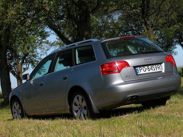 Audi A4 B7 Silniki Dane Testy Autocentrumpl