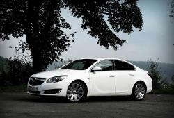 Opel Insignia I Sedan Facelifting 1.6 Turbo ECOTEC 170KM 125kW od 2013