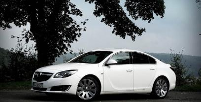 Opel Insignia Sedan Facelifting 1.4 Turbo ECOTEC LPG 140 KM