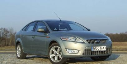 Ford Mondeo IV Hatchback 2.0 Duratec Flexifuel 145KM 107kW 2007-2012
